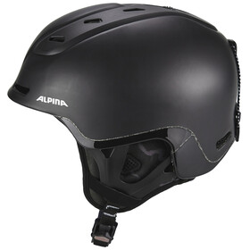 Alpina Spine Helmet black matt